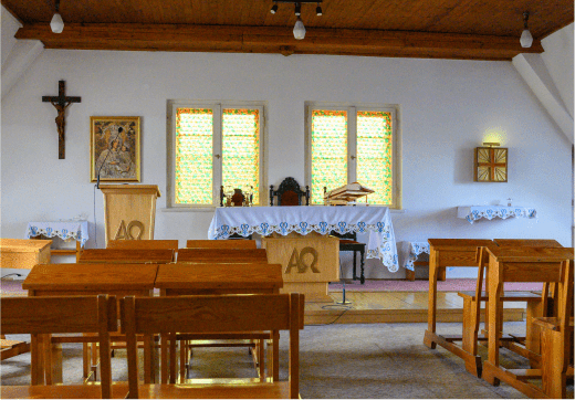 kaplica domus mariae